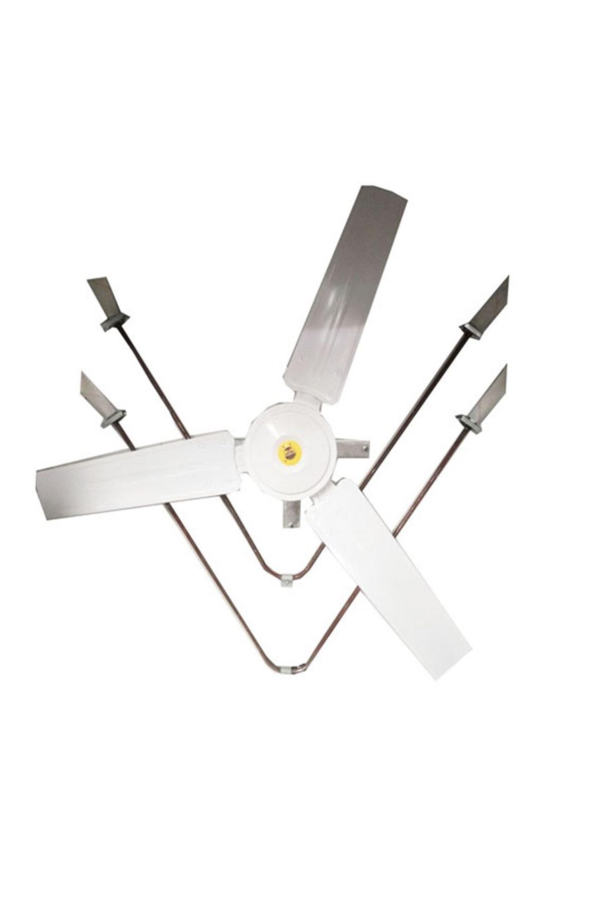 3 Yapraklı Kuluçka Makinesi Fanı